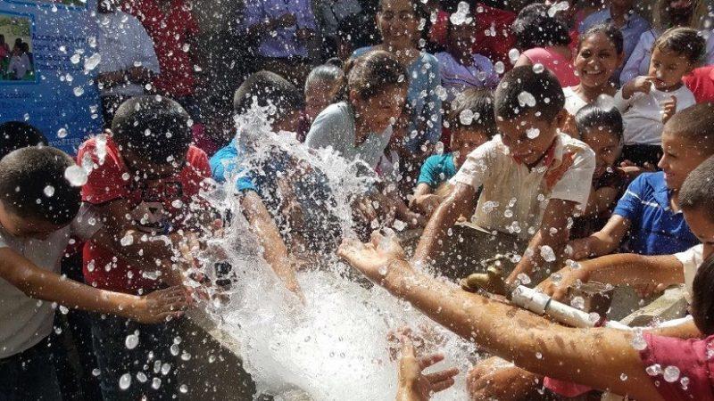 Enacal concluye rehabilitación de pozo en Masaya Managua. Radio La Primerísima