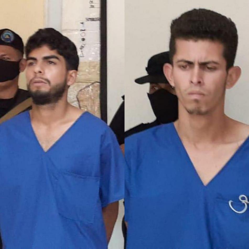 Sigue juicio contra presuntos asesinos de joven en Jalapa Managua. Radio La Primerísima
