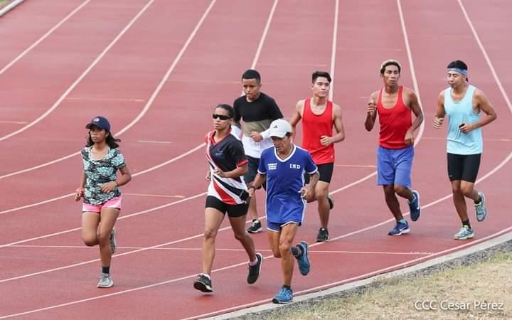 Inauguran Academia de Atletismo en Managua Managua. Radio La Primerísima