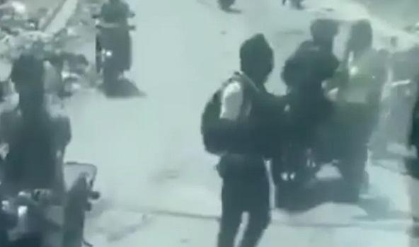 Grupo armado asalta a selección de Belice en Haití Madrid, España. Europa Press