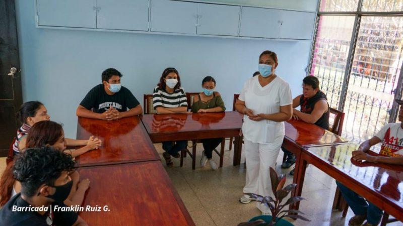Inauguran centro para atender a personas con adicciones Managua. Radio La Primerísima