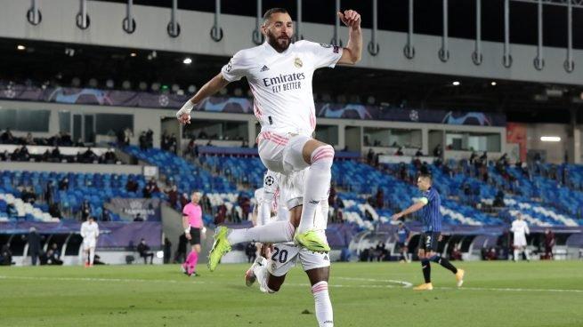 Benzema vuelve a liderar al Real Madrid Madrid. Prensa Latina