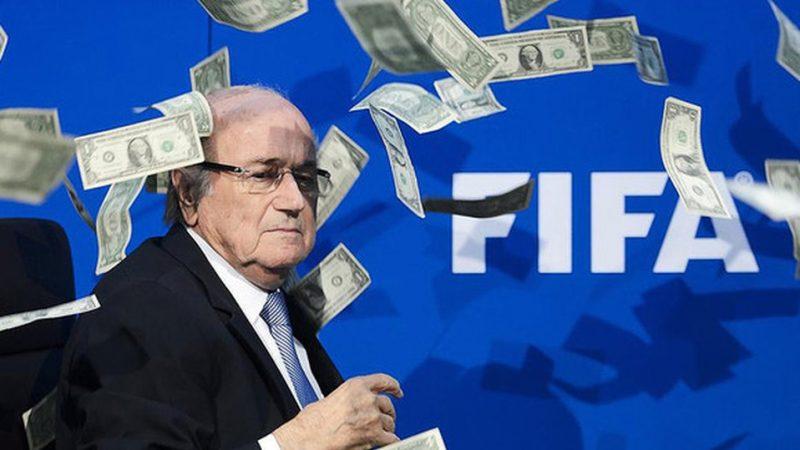 Joseph Blatter recibe nuevas sanciones de FIFA Lausana, Suiza. Prensa Latina