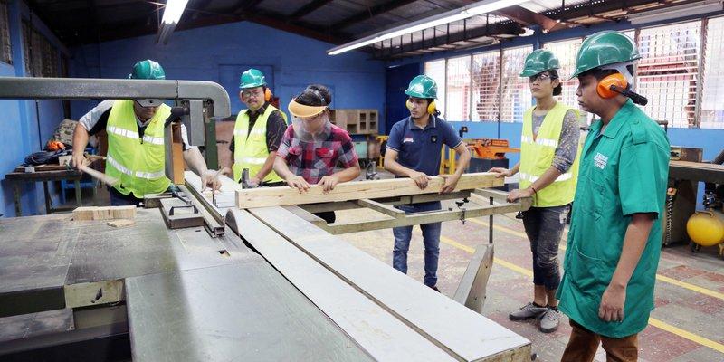 Inicia construcción de centro técnico en Nueva Guinea Managua. Por Jaime Mejía/Radio La Primerísima