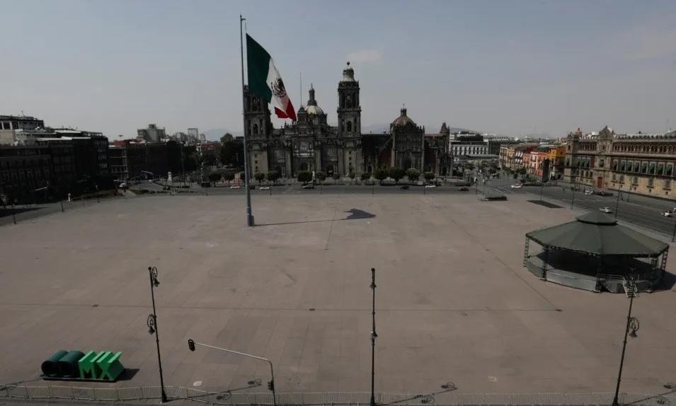 Pérdidas graves del sector hotelero en México por Covid-19 México. Prensa Latina