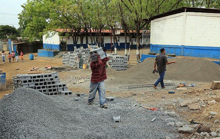 MNED inaugurará mejoras en centros escolares esta semana Managua. Jaime Mejía/ Radio La Primerísima