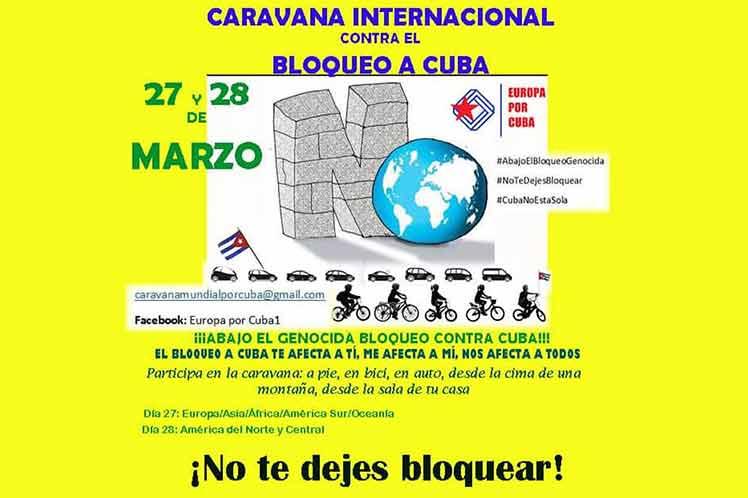 Más de 50 naciones confirman acciones contra bloqueo criminal a Cuba París. Prensa Latina