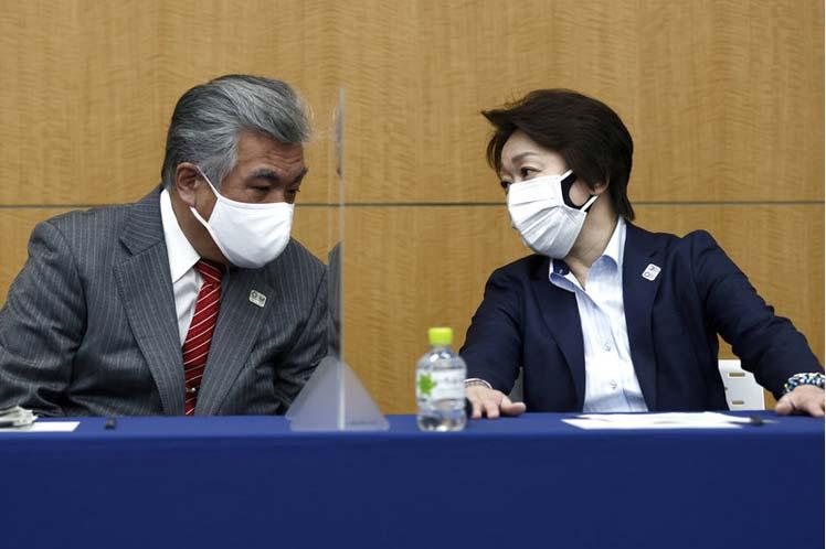 Espectadores de antorcha olímpica respetarán protocolos sanitarios Tokio. Prensa Latina