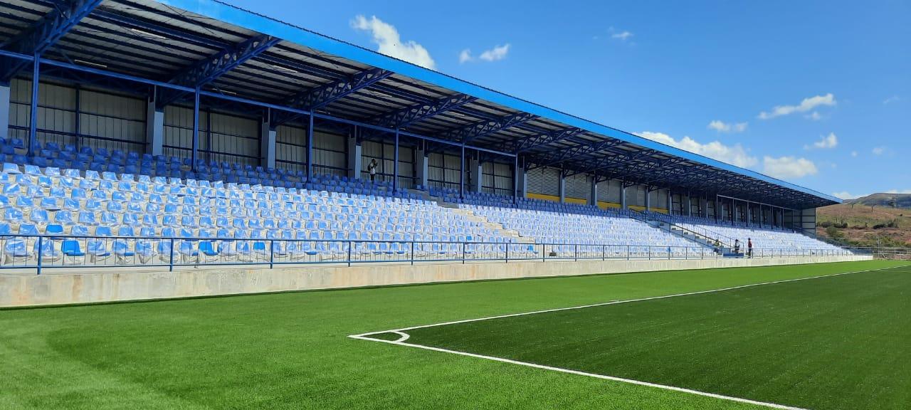 Inauguran moderno Estadio de Futbol en Matagalpa Managua. Por Libeth González/Radio La Primerísima