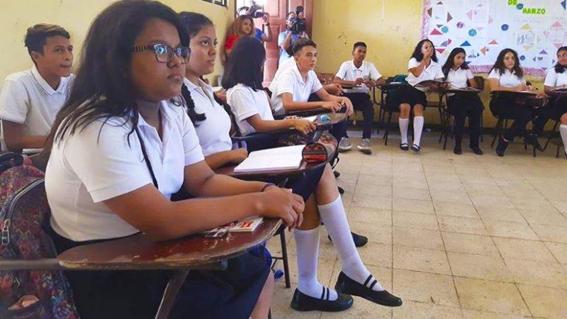 Nueva asignatura para estudiantes: «Derechos de las mujeres» Managua. Radio La Primerísima