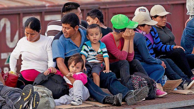 EEUU confirma que acabará con detenciones prolongadas de familias migrantes Nueva York. Agencia EFE