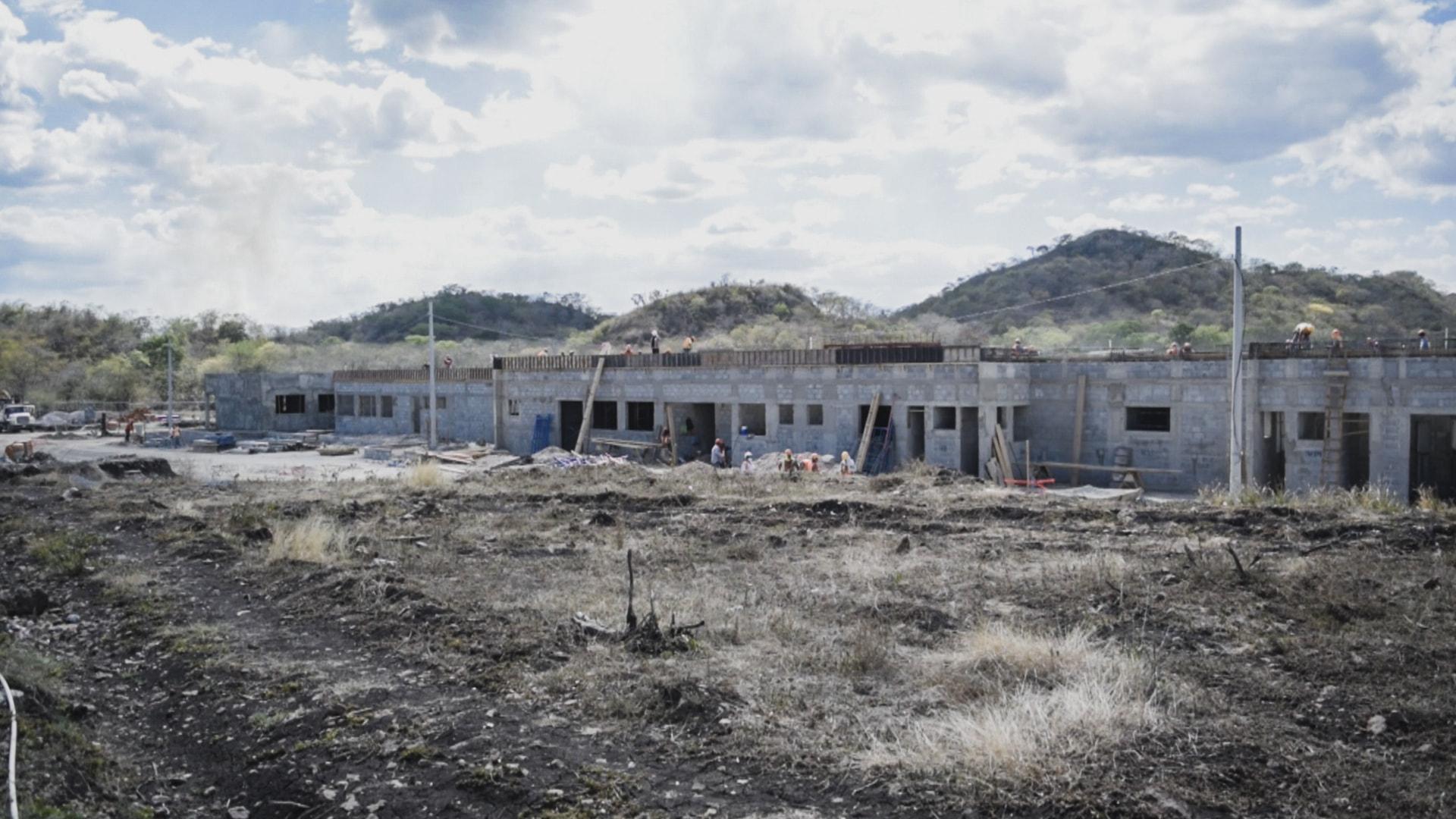 Septiembre estará listo nuevo hospital en Mina El Limón Managua. Radio La Primerísima