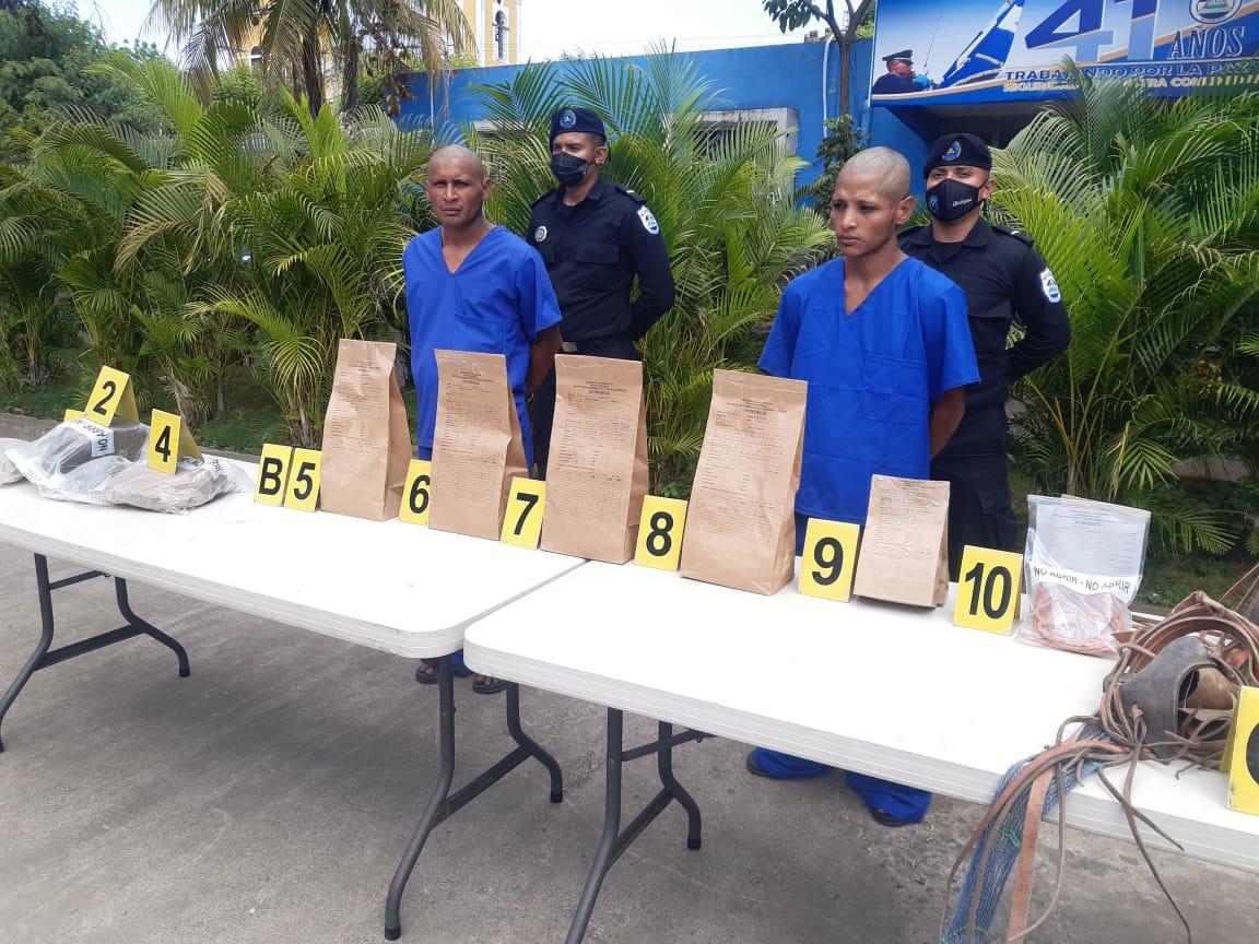 Capturan a sujetos que torturaron y asesinaron a joven en Somotillo Managua. Jerson Dumas/ La Primerísima