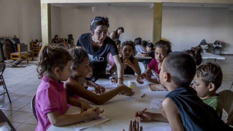 México trabaja con EU para reunir a niños migrantes con sus familias Agencia