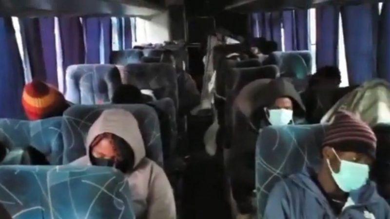México detecta a migrantes con falsos documentos Agencia