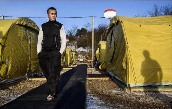 Dinamarca limitará residencia de migrantes no occidentales Agencia