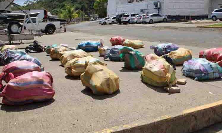 Realizan fuertes operativos contra narcos en Panamá Ciudad Panamá. Prensa Latina