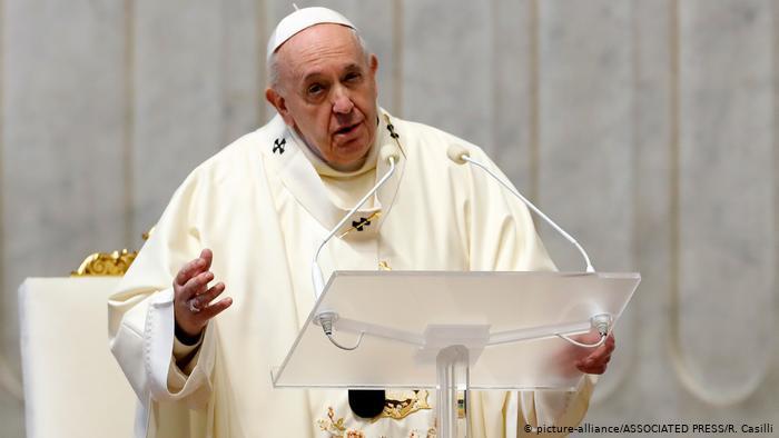 El Papa clama por el diálogo en Myanmar Ciudad del Vaticano. Prensa Latina
