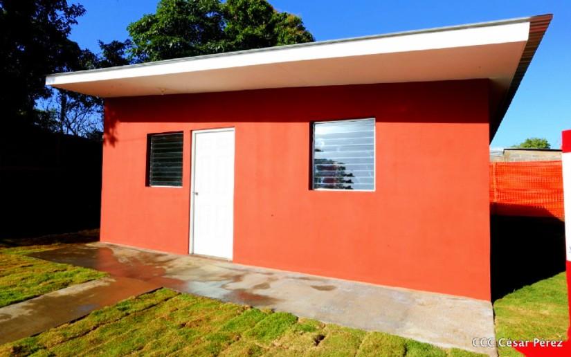 Construirán viviendas adicionales del programa Bismark Martínez Managua. Jaime Mejía/ Radio La Primerísima