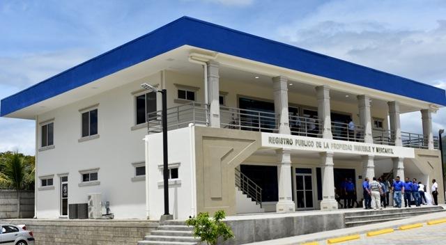 Modernizan Registro Público en Ocotal Managua. Radio La Primerísima