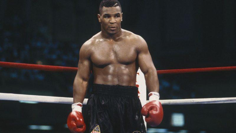 Mike Tyson rechaza 21 millones euros por pelear con Evander Holyfield Cincinnati, EEUU. Agencias