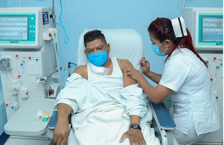 Anuncian fechas de vacunación contra el Covid-19 Managua. Radio La Primerísima