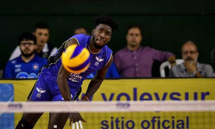 Voleibolista cubano recibe honores en Superliga de Brasil Brasilia. Prensa Latina