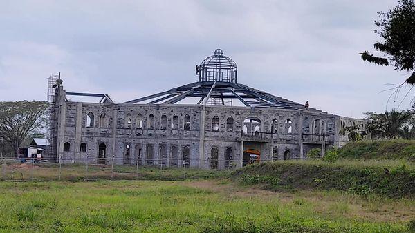 Siuna contará con catedral Managua. Radio La Primerísima