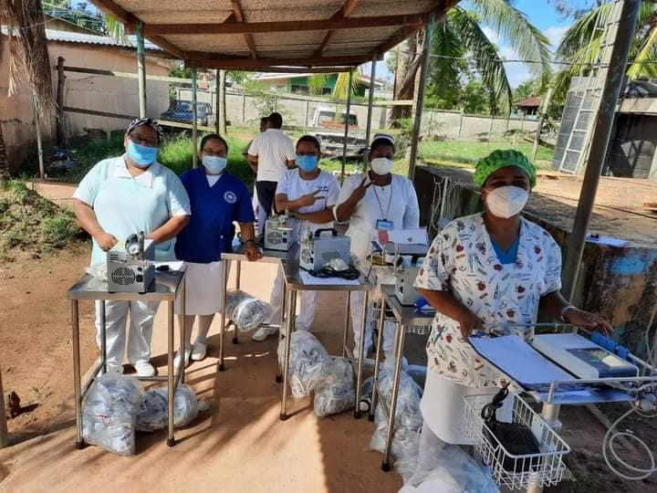Estrenan equipos en hospital de Bilwi Managua. Radio La Primerísima