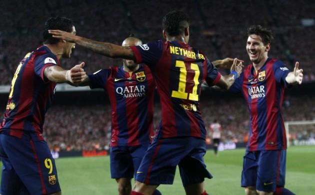 Barcelona se corona en Copa del Rey Barcelona. Agencias