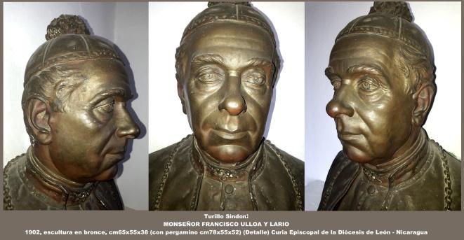 Descubren importante escultura de Turillo Sindoni Managua. Radio La Primerísima