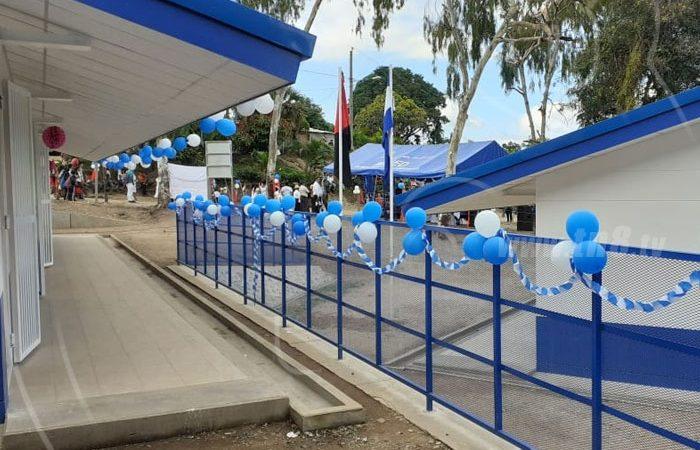 Más de 80 millones de córdobas en infraestructura escolar Managua. Radio La Primerísima
