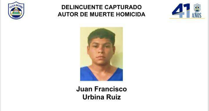 Capturan a sujeto por matar a golpes a ciudadano Managua. Jerson Dumas/ Radio La Primerísima