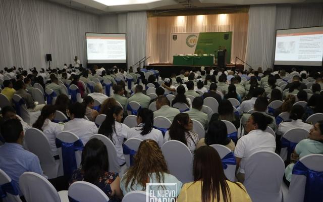 Realizan congreso internacional de enfermedades en el recién nacido Managua. Radio La Primerísima