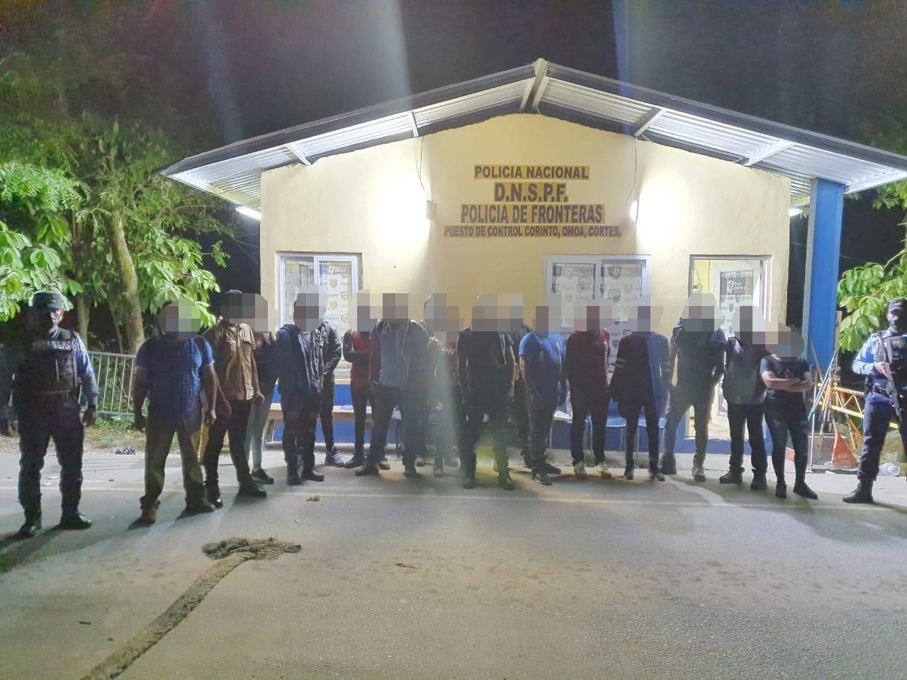 Honduras detiene a guatemaltecos por llevar ilegalmente a 16 nicas Tegucigalpa. Agencias