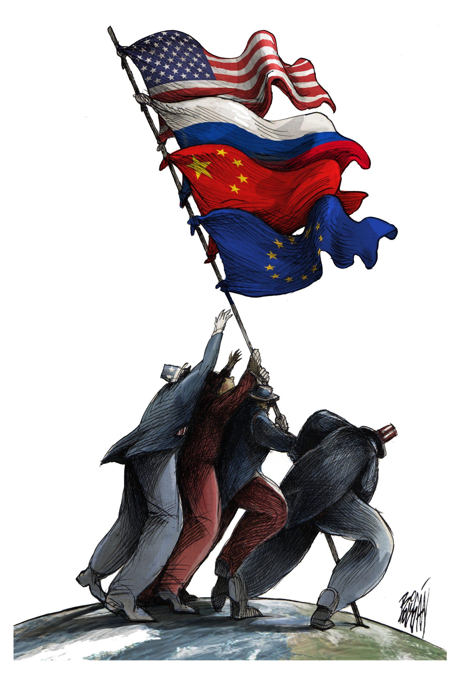 La política imperialista hacia América Latina y el mundo Por José A. Amesty R.   Agencia ALAI, Ecuador