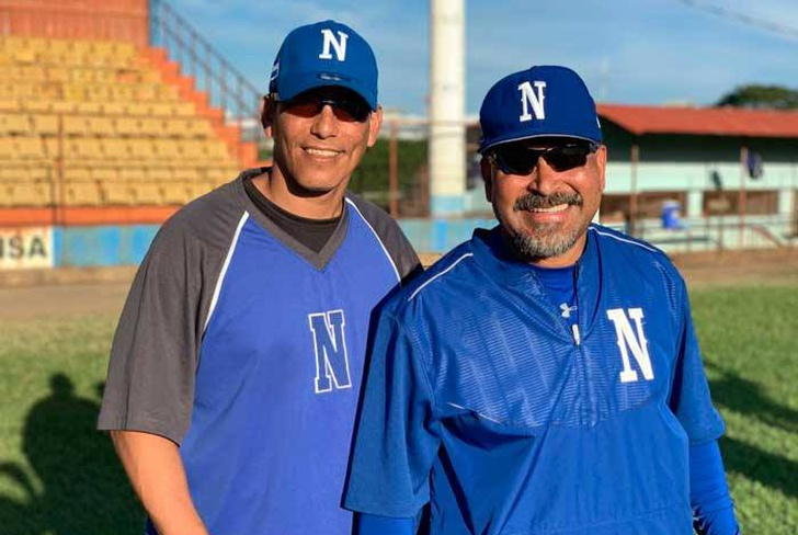 Marvin Benard llega pronto para dirigir la Selección Nacional Managua. Comité Olímpico Nicaragüense.