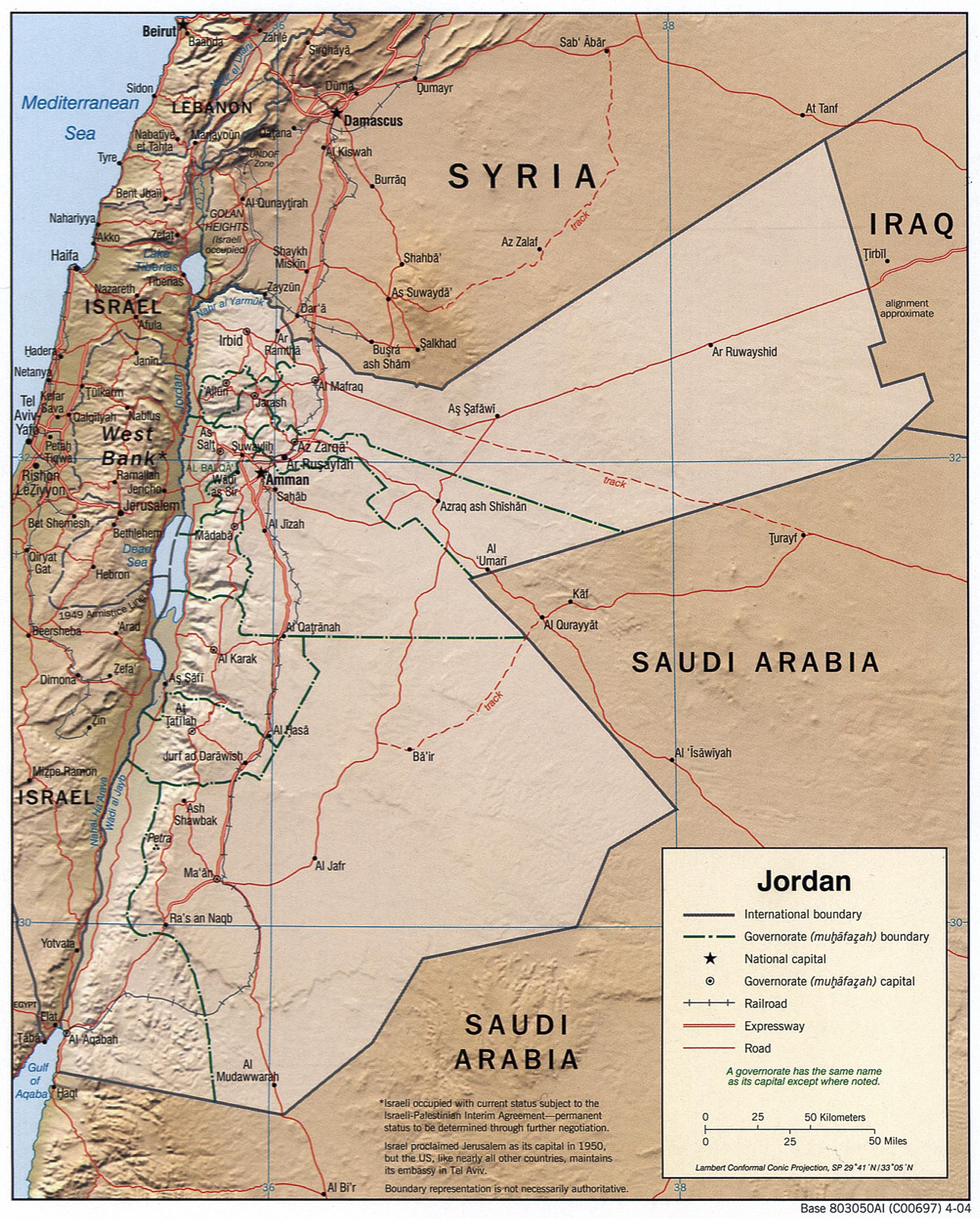 Las miserias reales en Jordania Por Thierry Meyssan | Red Voltaire