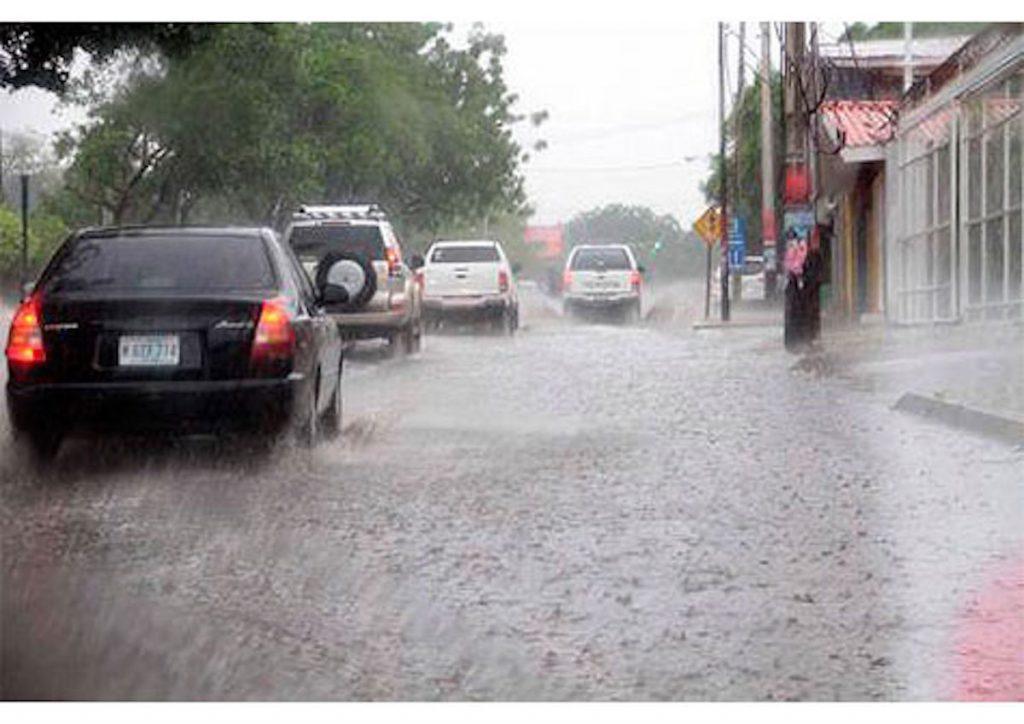 Más lluvias para el Norte, Pacífico y Caribe del país Managua. Jerson Dumas/ Radio La Primerísima
