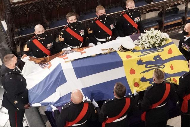 Realeza despide al príncipe Felipe de Edimburgo Madrid. Agencias
