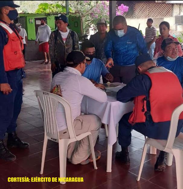 Fuerza Naval brinda protección a torneo de pesca en Granada Managua. Radio La Primerísima