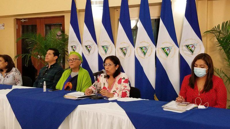 Listos candidatos para elegir a magistrados del CSE Managua. Por Danielka Ruíz/Radio La Primerísima
