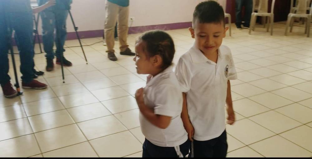 Crece matrícula escolar de niños con autismo este año Managua. Por Danileka Ruíz/Radio La Primerísima