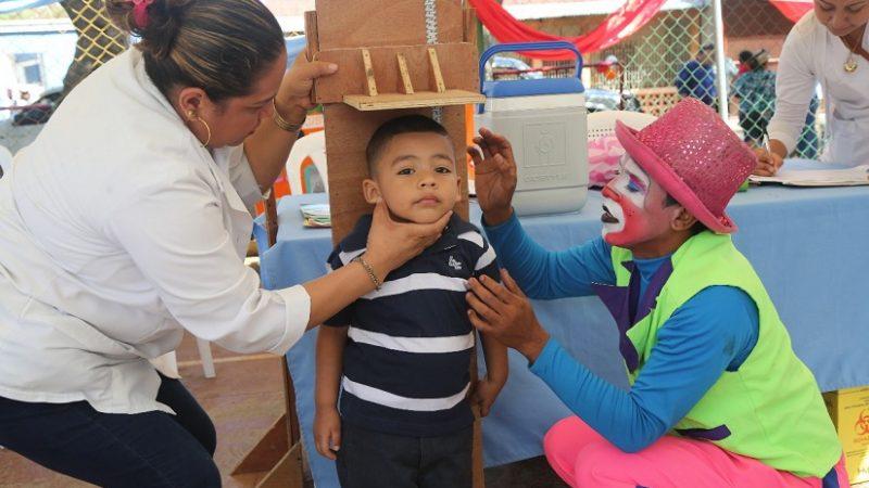 Censo nutricional en etapa final Managua. Radio La Primerísima