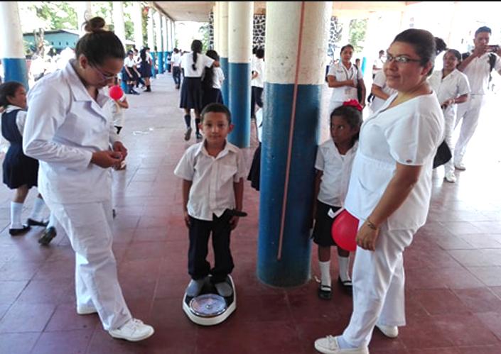 Censo Nutricional avanza en un 79% Managua. Radio La Primerísima
