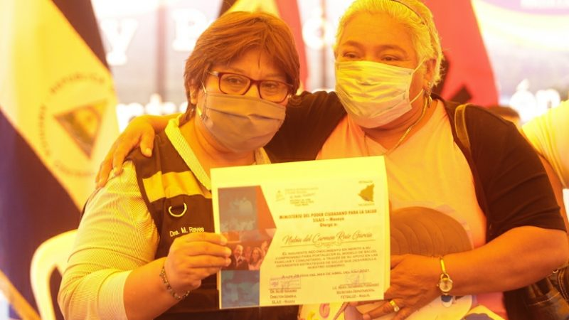 Más de un millón de nicaragüenses fueron inmunizados en la Jornada Nacional de Vacunación Managua. Radio La Primerísima