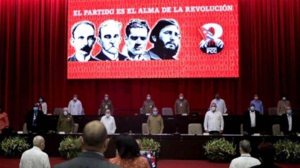 Partido Comunista de Cuba elige a su Comité Central La Habana. Telesur