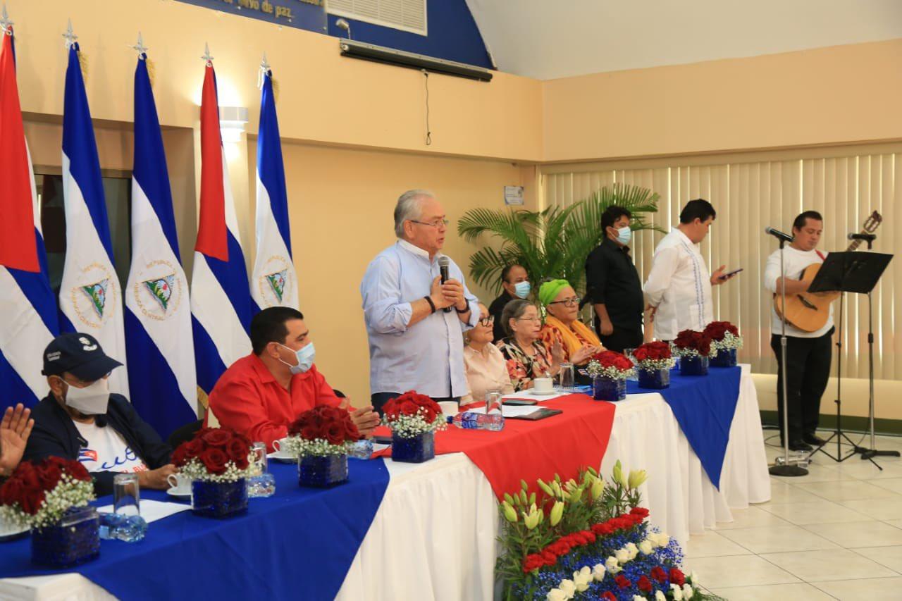 Conmemoran Día Nacional de Amistad Cuba-Nicaragua Managua. Por Danielka Ruíz/Radio La Primerísima
