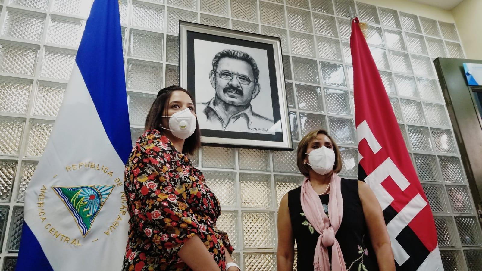 Rinden homenaje póstumo a Jacinto Suárez Managua. Por Danielka Ruíz/Radio La Primerísima