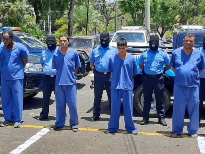 Plan de seguridad deja a 67 delincuentes tras las rejas